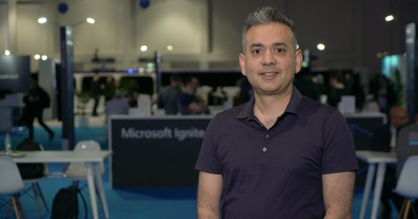 Omar Khan, general manager of Microsoft Azure
