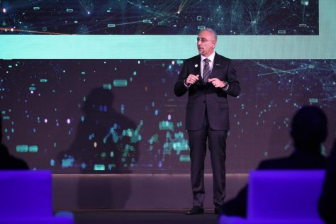Antonio Neri, president and CEO, HPE