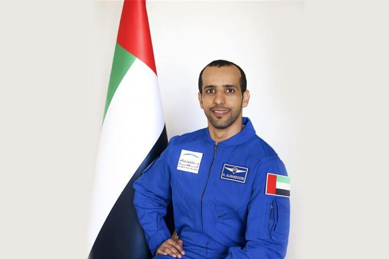 Hazzaa Al Mansoori, MBRSC, astronaut