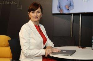 Kristina Tantsyura, CEO, InfoWatch Gulf