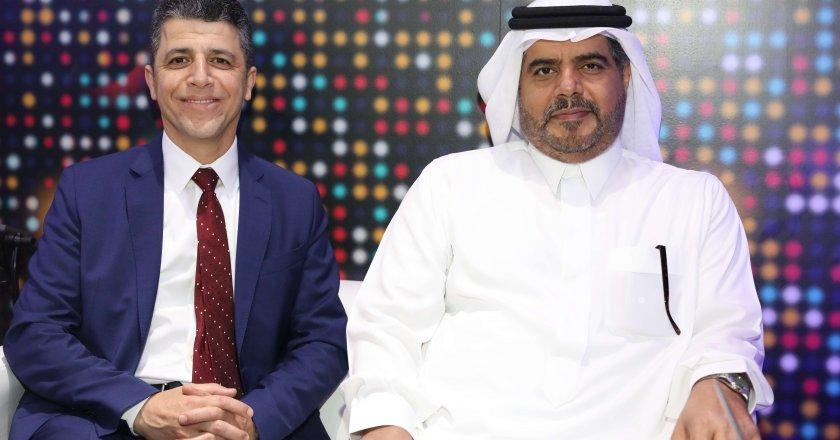 Security Matterz general maanger Jamal Attoun and chairman Abdulaziz Alsania