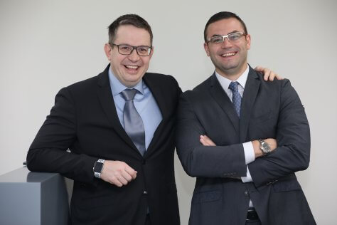 Trusted Access by Security Code's CEO Andrei Golov and regional managing director Anis Khasun