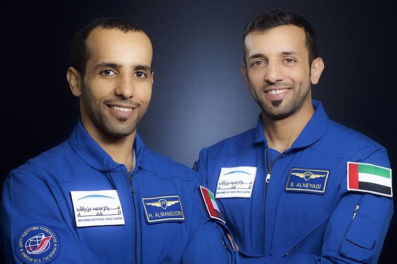 emirati astronaut