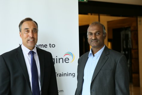 Raj Sabhlok and Nirmal Manoharan, ManageEngine