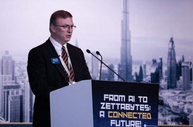 Todd Taylor,BICSI president-elect