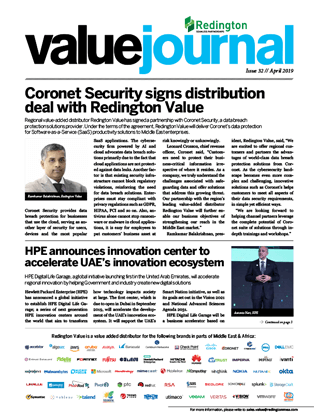 Value Journal | Issue 32 | April 2019 Cover