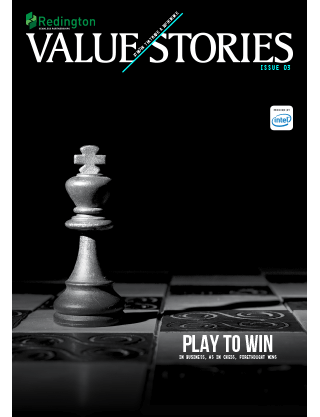 Value Stories | Issue 03 Cover