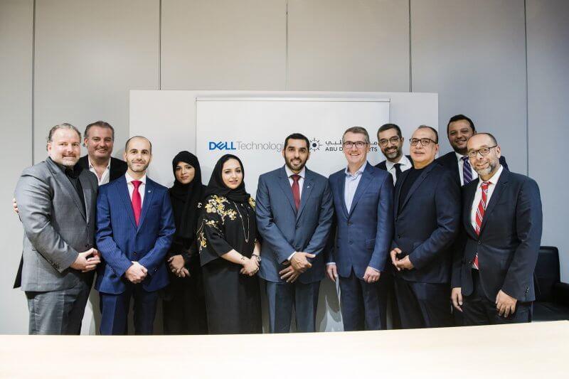 Abu Dhabi Ports, Dell Technologies