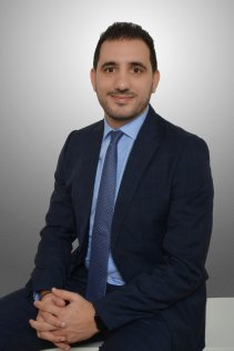 Ehab Halablab, regional channel head, MENA, A10 Networks