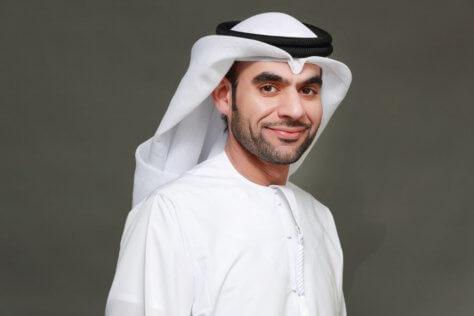Younus Al Nasser, CEO of Dubai Data