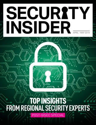 Security Insider – May 2019