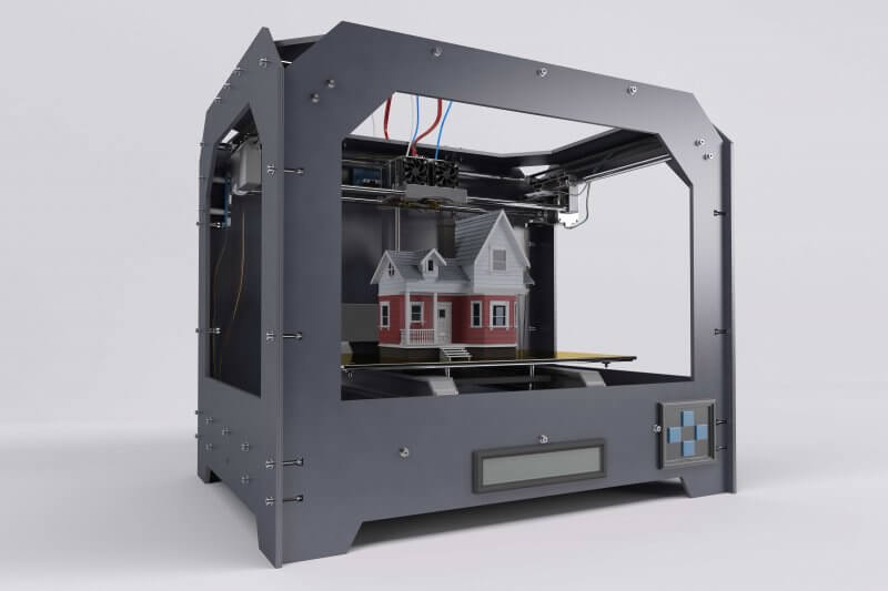 Sharjah, 3D printed house