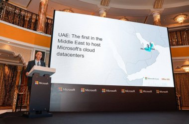 Sayed Hashish, Regional General Manager, Microsoft Gulf