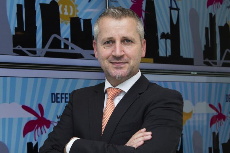 Stephan Berner, Help AG, mitigate threats