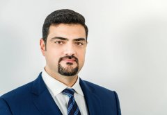 Tarek Kuzbari, regional enterprise business manager, Middle East, Bitdefender