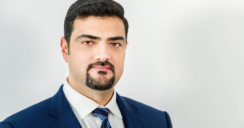 Tarek Kuzbari, regional enterprise business manager, Middle East, Bitdefender