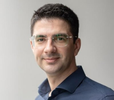 Florin Manole, Director of AI and Analytics, UiPath