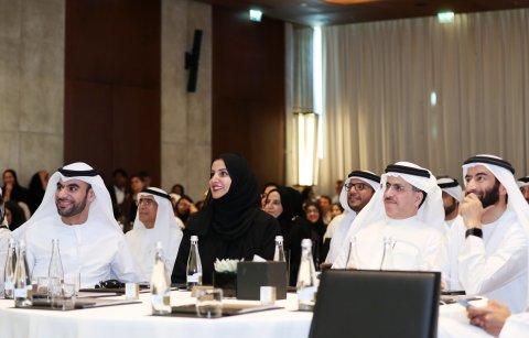 H.E. Younus Al Nasser and H.E. Dr. Aisha Bin Bishr