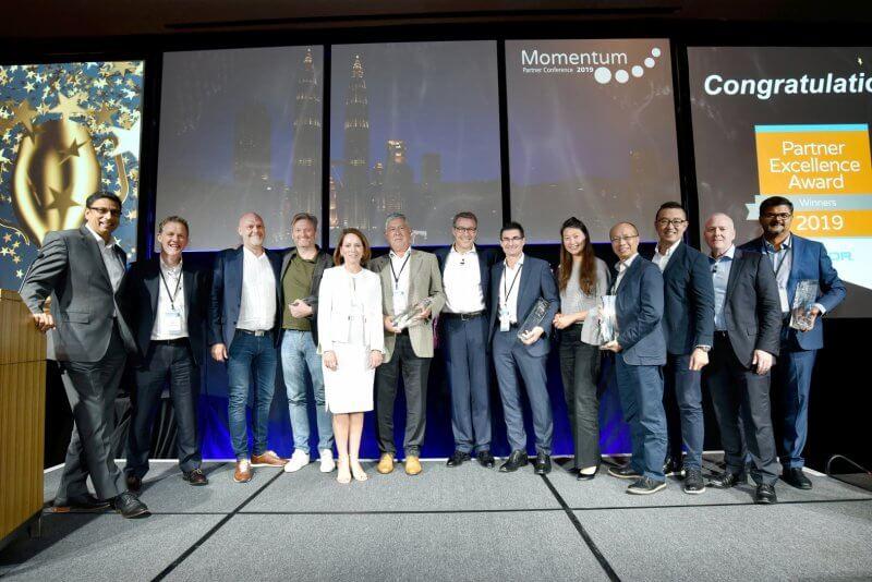 Epicor International Partner Excellence Awards Winners 2019