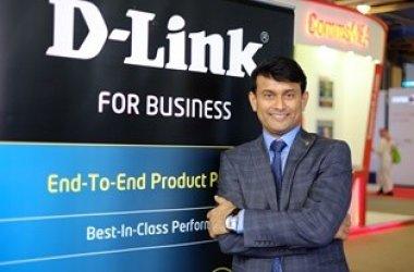 Sakkeer Hussain, D-Link MEA