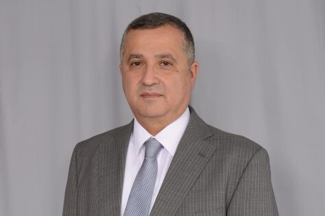Nabil Khalil, Executive Vice President at R&M Middle East, Turkey and Africa