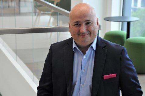 Fadi Pharoan, Ericsson