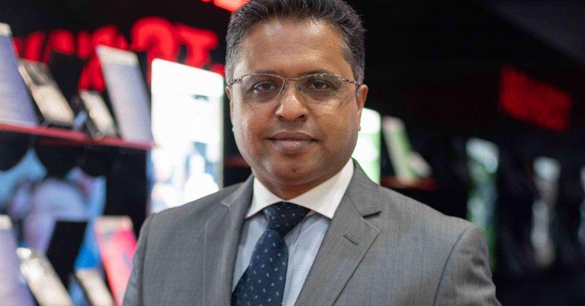 Santosh Varghese, Toshiba