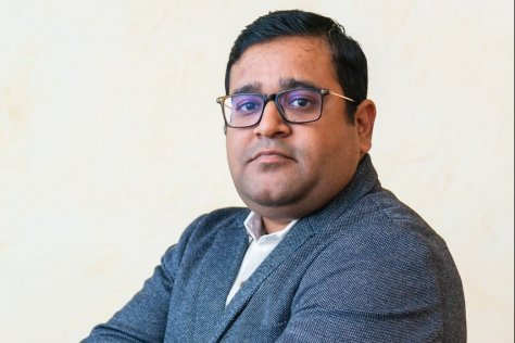 Abhijeet Sanyal, AVP Technology Staffing Solution, Raqmiyat