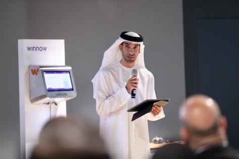 food waste, AI, UAE