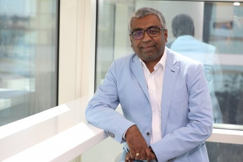 Ravi Sudarshan, regional manager, 2CRSI