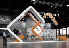InfiNet Wireless GITEX 2019 stand