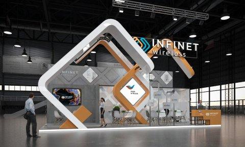 InfiNet Wireless GITEX 2019 stand