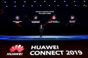 Ken Hu outlines Huawei's computing strategy in his keynote at HUAWEI CONNECT 2019