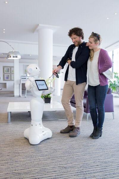 SoftBank Robotics, Pepper