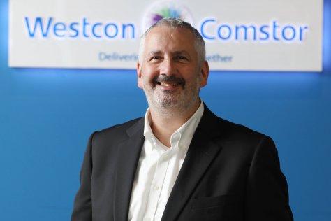 Steve Lockie, Westcon-Comstor
