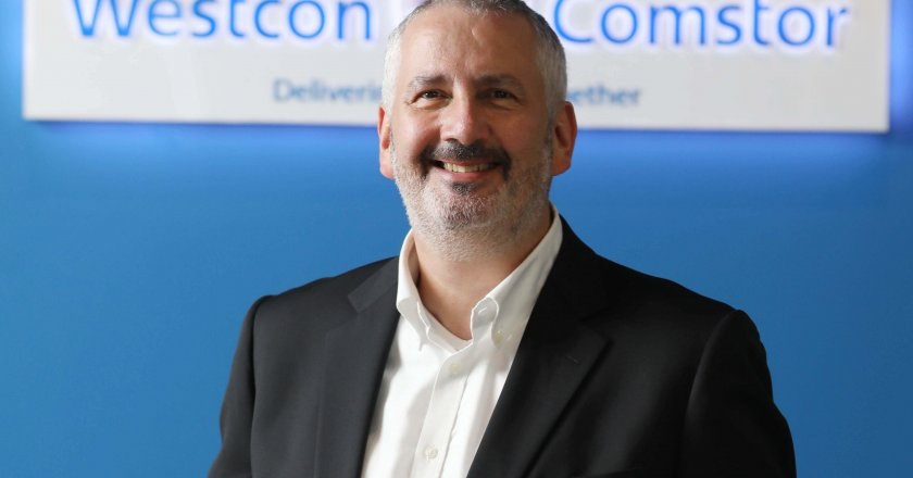 Steve Lockie, Westcon-Comstor