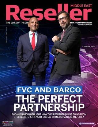 Reseller Middle East - September 2019