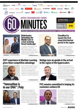 60mins Day 5 – PM (2019)