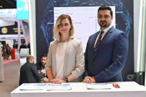 Cristina Vatamanu and Tarek Kuzbari, Bitdefender