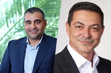 Mehmood Khan, Managing Director and Vice President – MESA and Michael Ouissi, Chief Customer Officer, IFS
