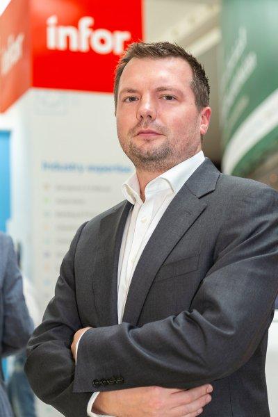 Jonathan Wood, Infor, Bahrain's digital transformation
