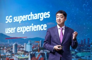 Ken Hu, Huawei, future of 5G