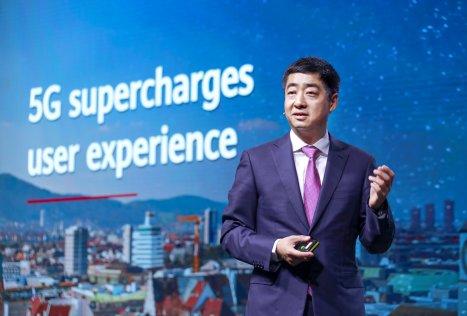 Ken Hu, Huawei, future of 5G