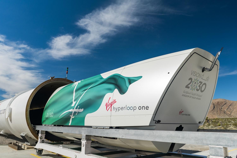 Saudi Arabia's Virgin Hyperloop One project to create over 120,000 jobs