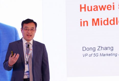 Huawei pre-launches 5G OpenLab in the Middle East