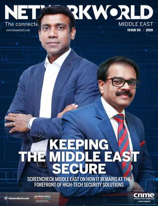 Network World Middle East | Issue 03 | 2019