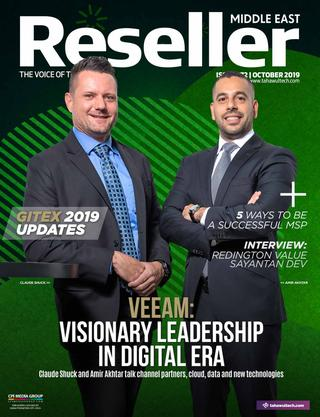 Reseller Middle East October 2019