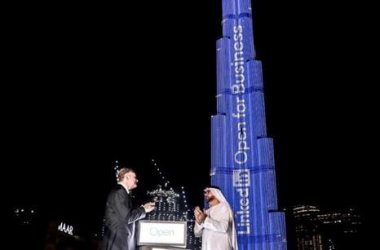 LinkedIn Open Business Dubai