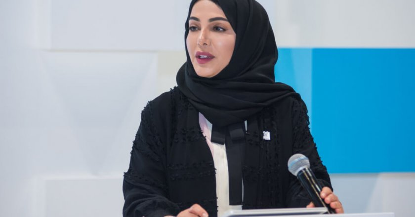 H.E. Dr Rauda Al-Saadi, Director General at ADDA