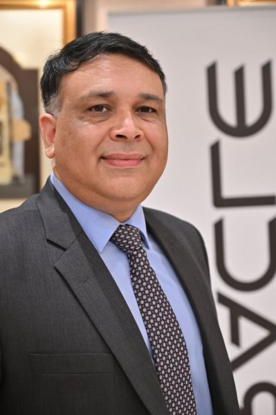 Rahul Misra, Vice President for Business Applications, Gulf, Oracle